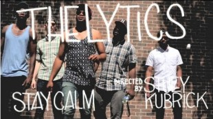 "The Lytics – ""Stay Calm"""