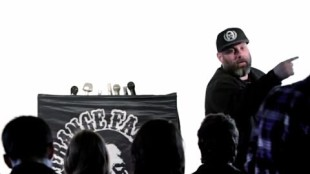 "Sage Francis ""Copper Gone Tour"" press conference takes surprising turn"