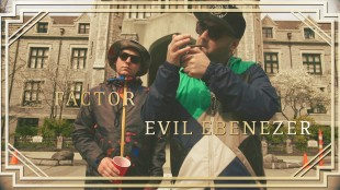 "VIDEO: Evil Ebenezer and Factor – ""Paul Giamatti"""