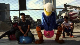 "VIDEO: Open Mike Eagle – ""Dark Comedy Morning Show"" feat. Toy Light"
