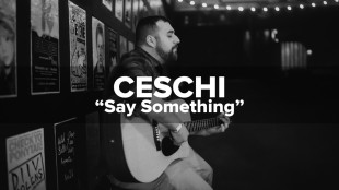 "Ceschi – ""Say Something"" (Live)"