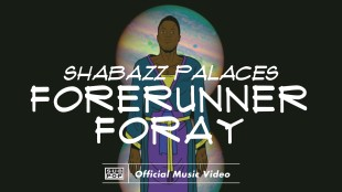 """Shabazz Palaces – """"Forerunner Foray"""""""