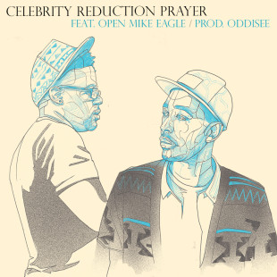 """Open Mike Eagle - """"Celebrity Reduction Prayer"""" prod. by Oddisee"""
