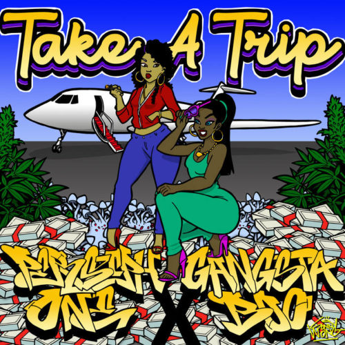 "Perseph One & Gangsta Boo - ""Take A Trip"""