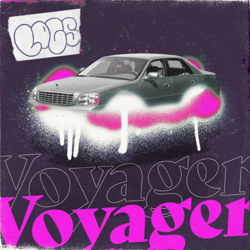 Logs & Factor Chandelier - Voyager EP