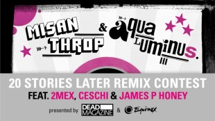 20 Stories Later Remix Contest (feat. 2Mex, Ceschi & James P Honey)