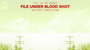 Fill in the Breaks - File Under Blood Shot (RSD 2013 Compilation)