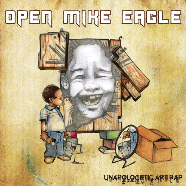 Open Mike Eagle - Unapologetic (Feat. Nocando)