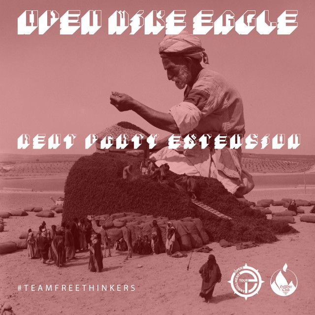 Open Mike Eagle – Rent Party Extension