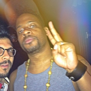 Yoni Wolf: The Wandering Wolf Episode 20 – Open Mike Eagle
