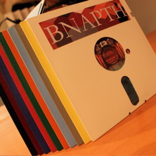 Limited Edition Coloured Floppy Edition of BNAPTH