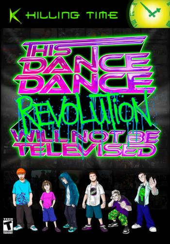 This Dance Dance Revolution Will Not Be Televised