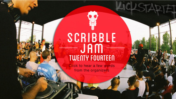 Scribble Jam 2000 Scribble Jam 2014