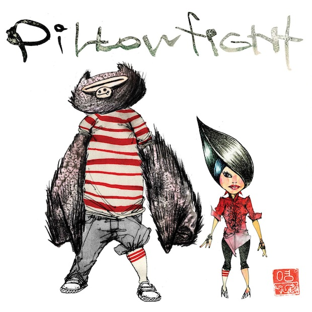 """Pillowfight (Dan The Automator & Emily Wells) - """"Get Your Shit Together"""""""