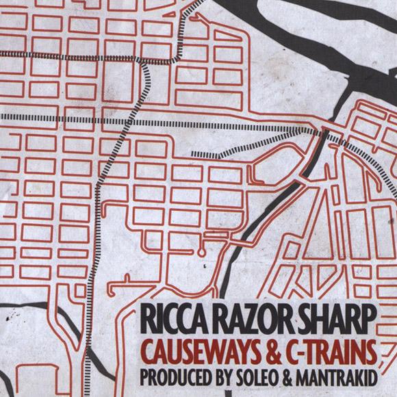Ricca Razor Sharp